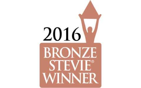 Stevie Ödülleri Pazarlama Kategorisi Yılın En İyi Pazarlama Kampanyası Ödülü (The 2016 Stevie Awards Marketing Category Best Marketing Campaign of the Year)