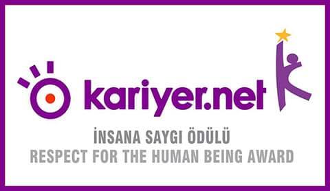 Kariyer.net İnsana Saygı Ödülü